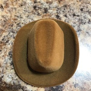 Jewelry - Cowboy Hat Ring Box